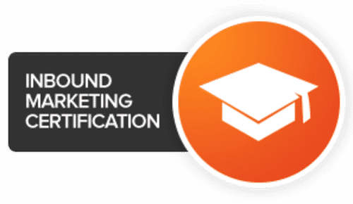Inbound Marketing Certication